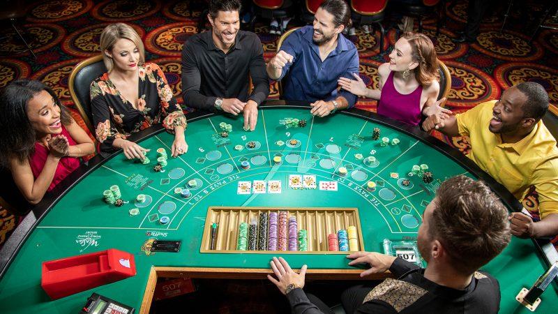 Memilih Game Casino