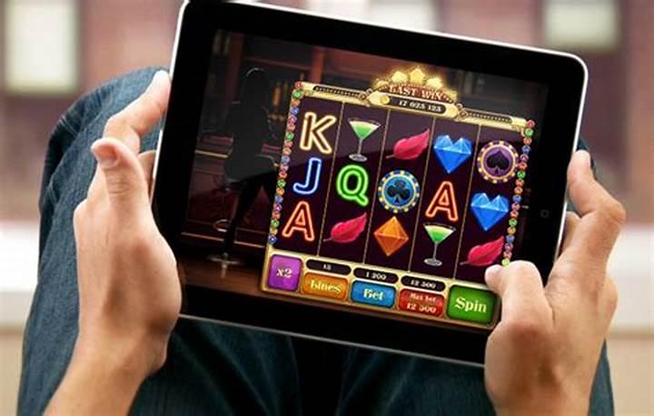 Menikmati Permainan Slot Kasino Ikan Mas